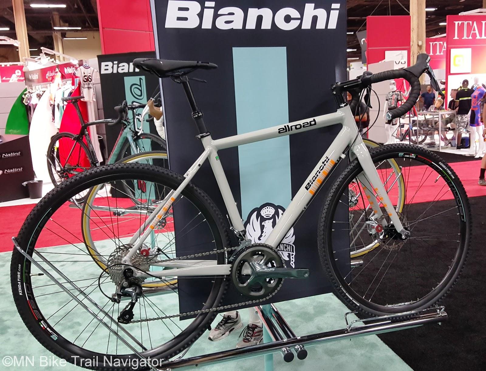 For 2016 Bianchi introduces its new aluminum gravel bike 290897e1f
