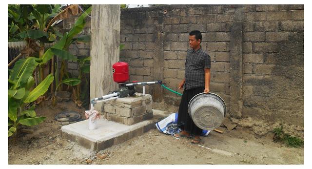 biaya pembuatan sumur di Mataram
