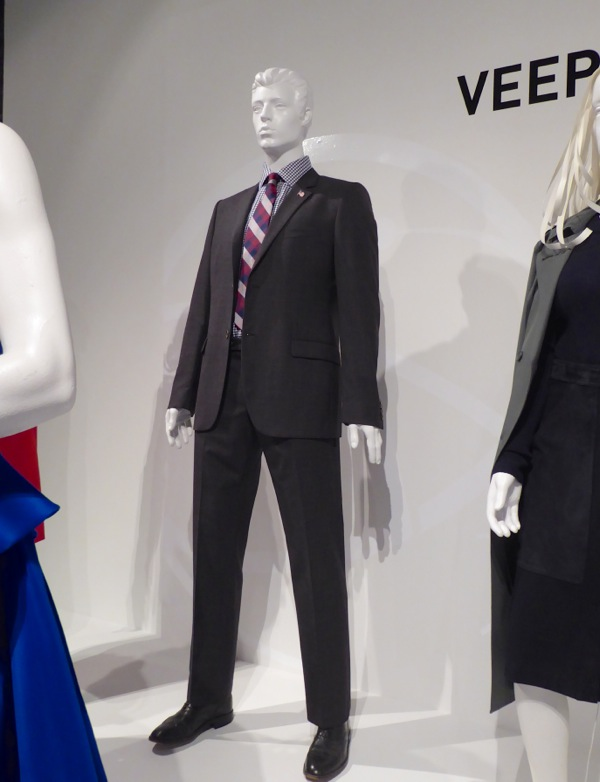 Tony Hall Veep season 5 Gary Walsh costume