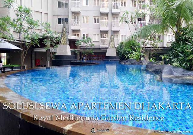 Sewa Apartemen Jakarta Royal Mediterania Garden Residence