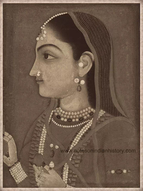 mihr-un-nissa-afterwards-nur-jahan-mughal-queen