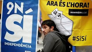 «Πάρτι απόσχισης» μπορούν να κάνουν οι Καταλανοί