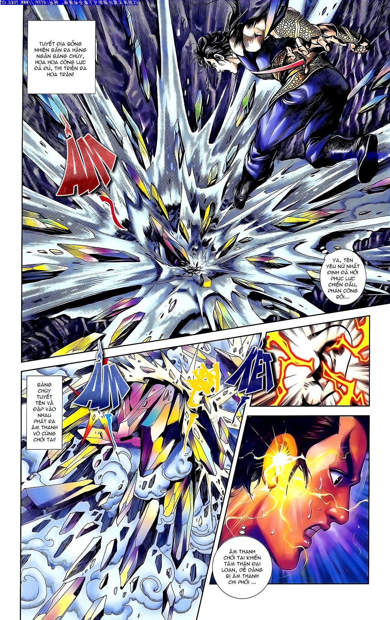 Cơ Phát Khai Chu Bản chapter 143 trang 15