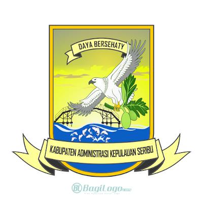 Kabupaten Administrasi Kepulauan Seribu Logo Vector