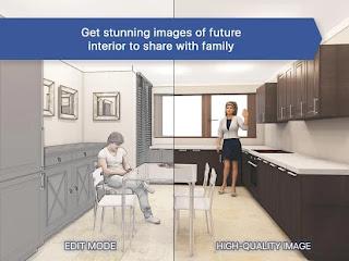 تطبيق room planner مهكر لتصميم الغرف والمنازل للاندرويد