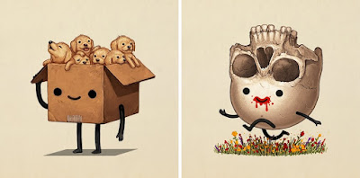 MondoCon 2017 Exclusive Prints by Mike Mitchell