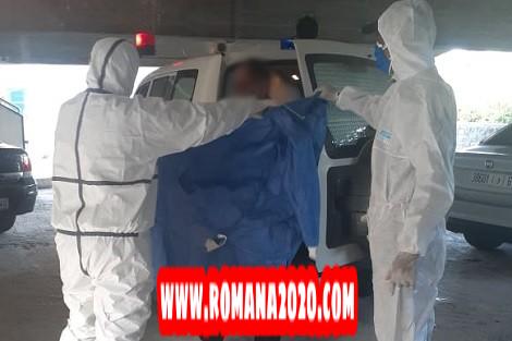 أخبار المغرب فرار مريض مصاب بفيروس كورونا المستجد covid-19 corona virus كوفيد-19 من مستشفى طنجة tanger