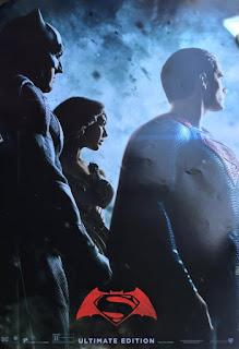 """posters de """"Batman v Superman"""""""