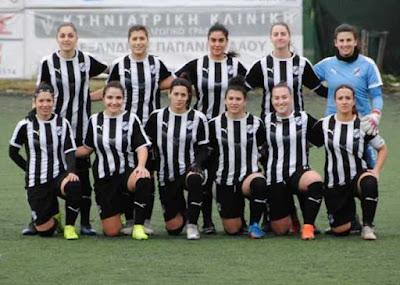 Α εθνική γυναικείο ποδόσφαιρο ΟΦΗ