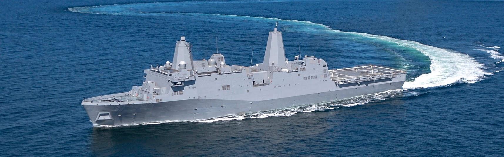 سفينة منصة هبوط (LPD) - أسلحة الجيش الأمريكي - ميزانية الجيش الأمريكي 2021