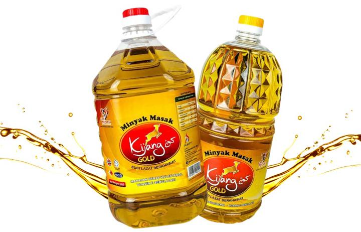 Minyak Masak Kijang Gold