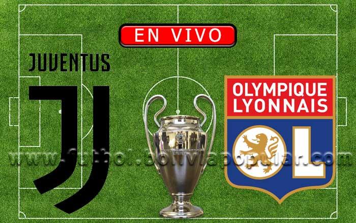 Juventus vs. Lyon - Champions League 2020