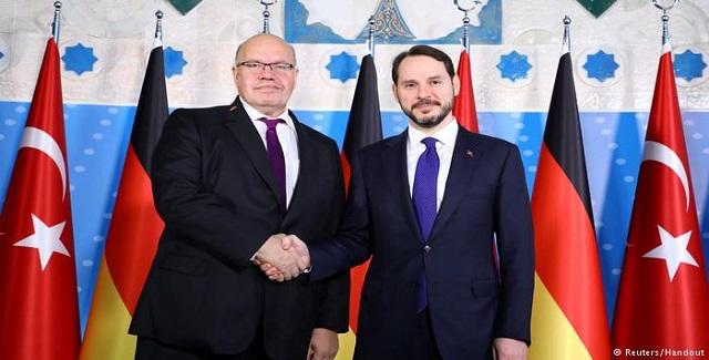 Ώθηση στη γερμανοτουρκική οικονομική συνεργασία