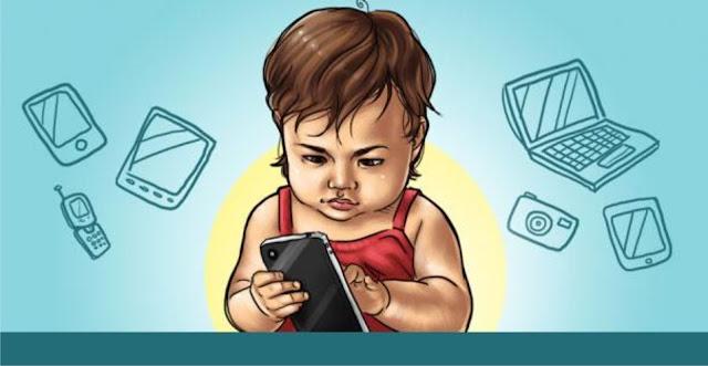 Bahaya Internet untuk Anak