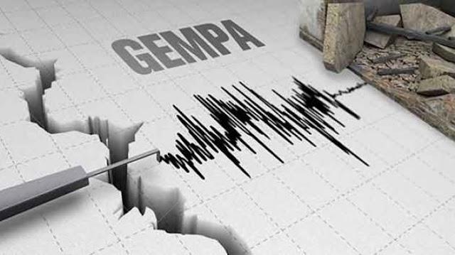 Gempa Bumi Berkekuatan 4,3 SR, Guncang Tasikmalaya