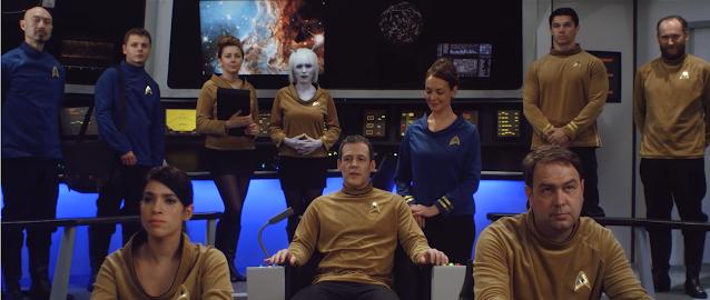 Star Trek: First Frontier