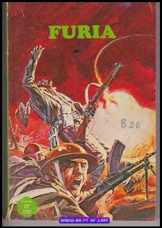 Furia, les pièges du ciel, numéro 2, 1974