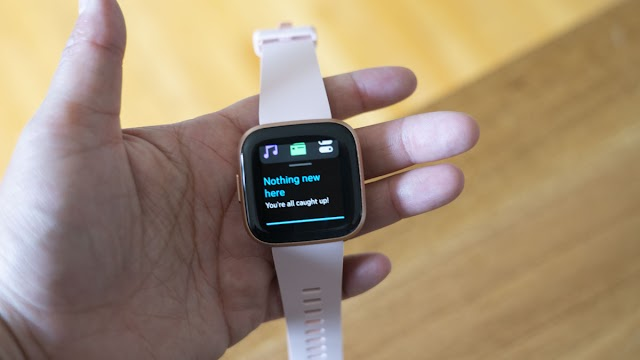 Fitbit Versa 2 hands-on: Apple Watch monopoly might have a hole in it