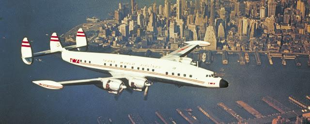 Pesawat pertama di dunia yang dilengkapi oksigen