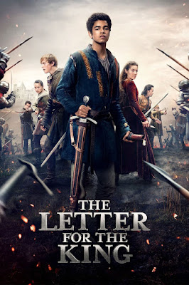 The Letter for the King (TV Series) S01 DVD HD Dual Latino 5.1 + Sub FORZADOS 2DVD