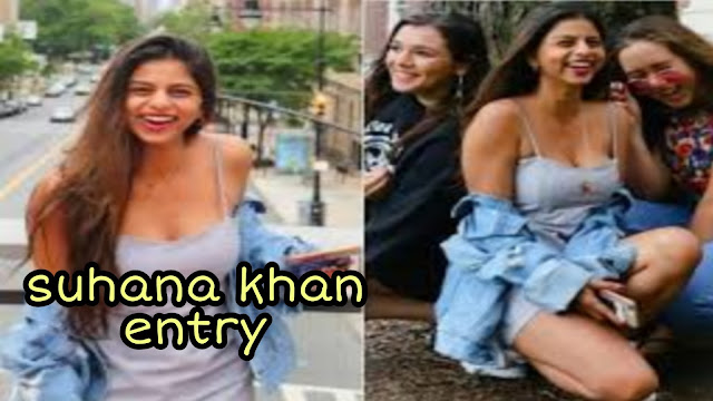 Shahrukh Khan Daughter Suhana Start Bollywood Shooting - 2019