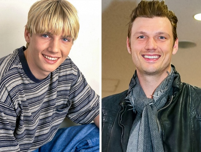 Así lucen en la actualidad los integrantes de N'Sync y Backstreet Boys