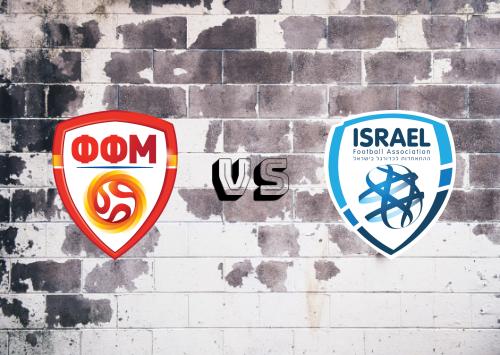 ARY de Macedonia vs Israel  Resumen