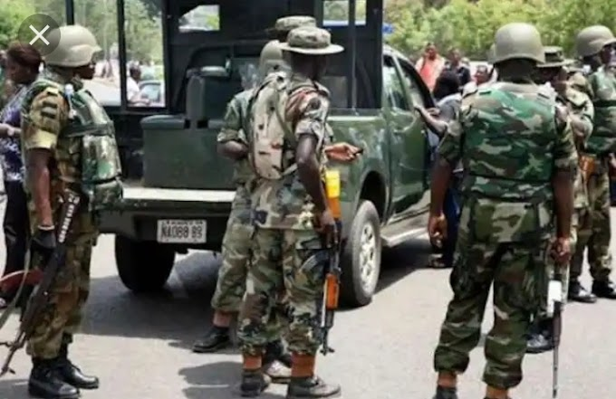 Security tightens in Abuja over reported invasion by Bandits