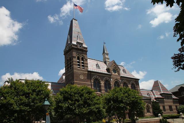 Edificio de la Universidad de Gallaudet, Chapel Hall