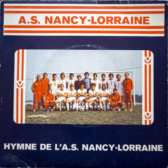 PEDRO GONZALES. Hymne de l'A.S Nancy-Lorraine (1977).