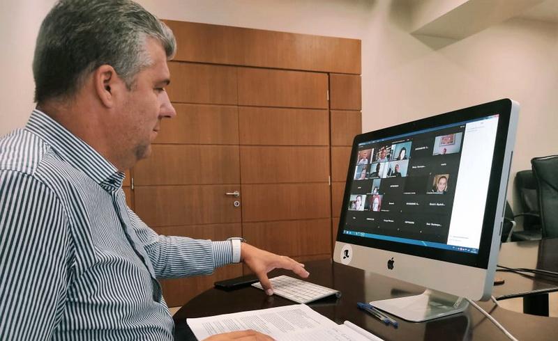 Με μεγάλη συμμετοχή η διαδικτυακή ημερίδα για το πρόγραμμα «ΓΕΦΥΡΑ» που διοργάνωσε το Επιμελητήριο Έβρου
