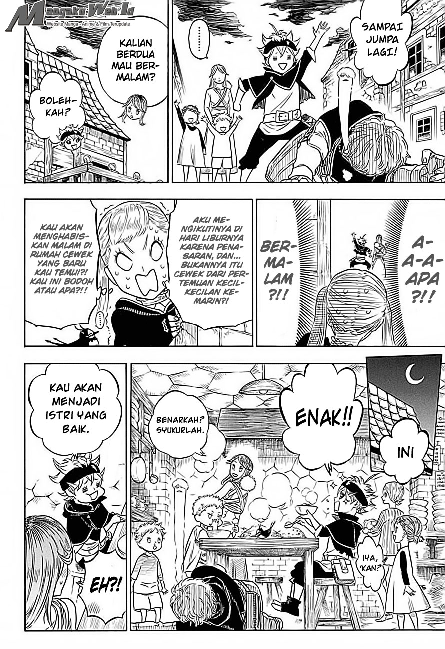 Manga Black Clover Chapter 39 Bahasa Indonesia