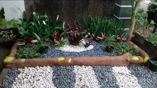 jasa pembuatan taman di dalam rumah