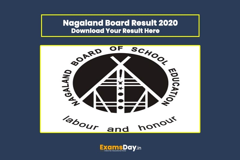NBSE Board Result 2020 Download Your Result Here