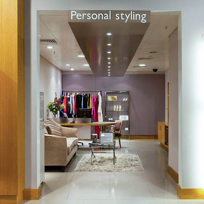 John Lewis Personal styling review