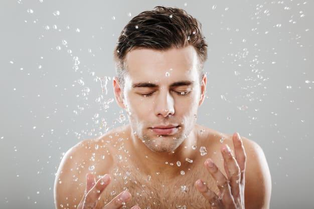 Way to treat oily skin for men ,skin for men