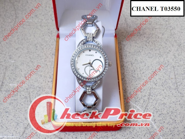 Đồng hồ nữ Chanel T03550