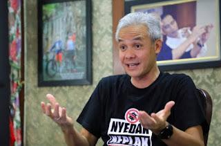 Ganjar Pranowo Jangan Ngimpi Bisa Nyapres 2024, Megawati Pasti Dorong Puan Maharani