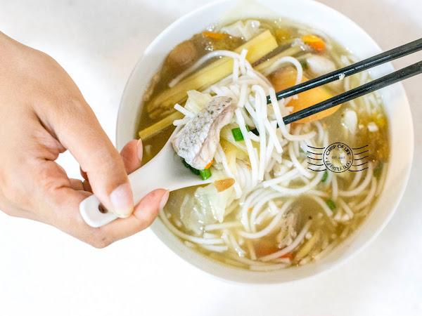 Yuan Wei Porridge Noodle Restaurant 圆味粥面馆 @ Lebuh Cintra, Georgetown, Penang