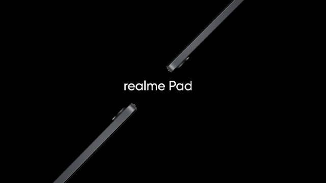 تم رصد تابلت ريلمي باد Realme Pad في البرية