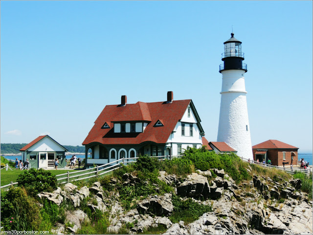 Portland Head Light, Cape Elizabeth
