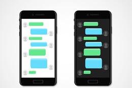 Cara mengaktifkan dark mode pada messenger