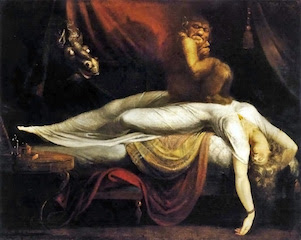 The Nightmare, Henry Fuseli (1781)