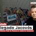 Delegado JACOVÓS visita o Sistema Penal de Manaus no estado do Amazonas