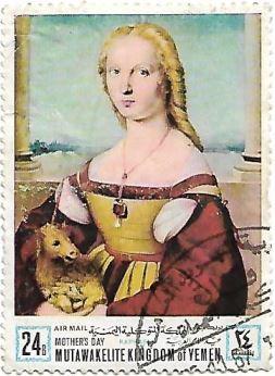 Selo Dama com unicórnio (1506)