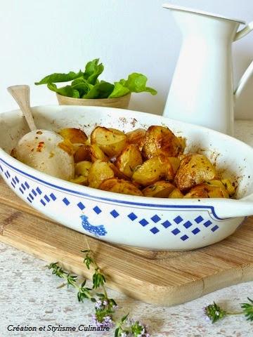 Sans gluten sans lactose pommes de terre au four sans - Je cuisine sans gluten ...