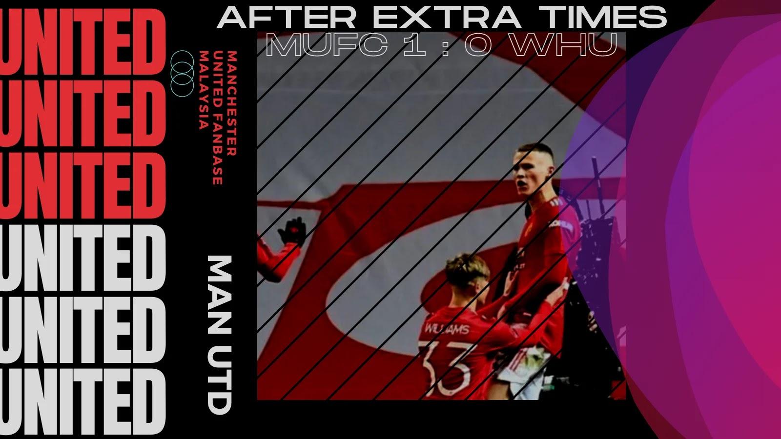 Match Analysis Man United Lawan West Ham