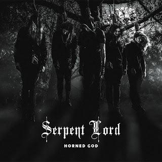 """Το single των Serpent Lord """"Horned God"""""""