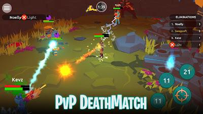 تحميل لعبة Space Pioneer مهكرة افضل لعبة قتال للأندرويد