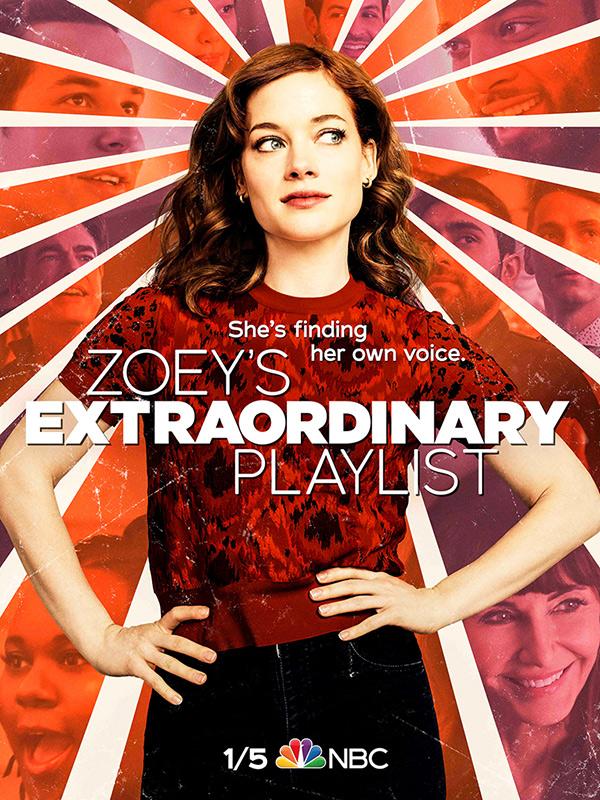 Zoey e a sua Fantástica Playlist - 2ª temporada